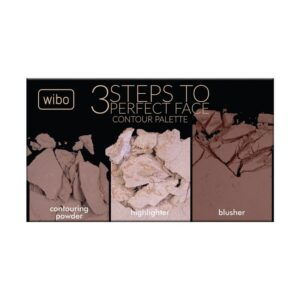Wibo 3-Steps-To-Perfect-Face-Dark