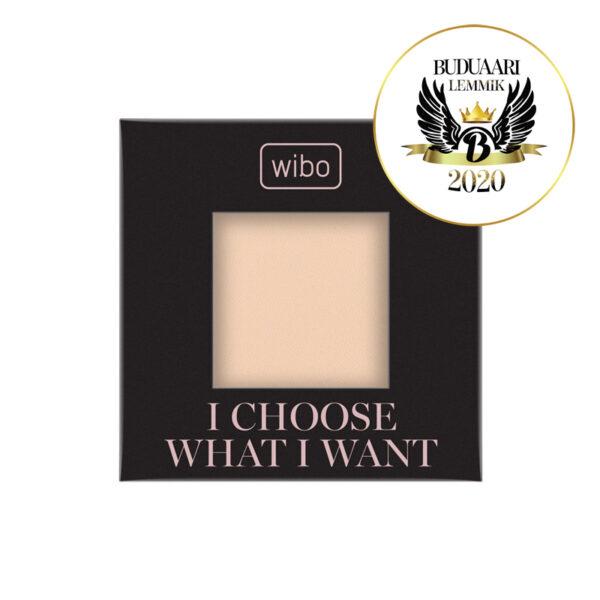 Wibo I Choose What I Want HD-Banana-Powder-Buduaar