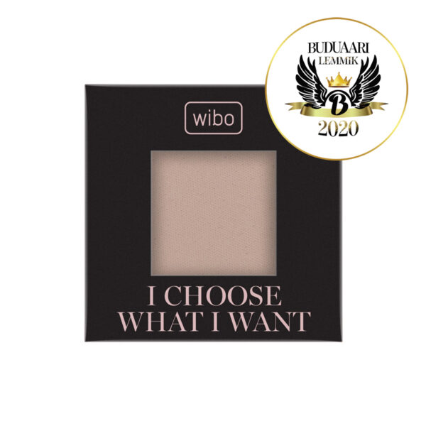 Wibo I Choose What I Want HD-Bronzer-Sweet-Coffe-Buduaar