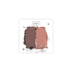 Wibo Duo Stellar Earth Eyeshadow