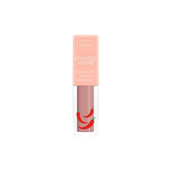 Wibo Spicy Matte huulepulk 1