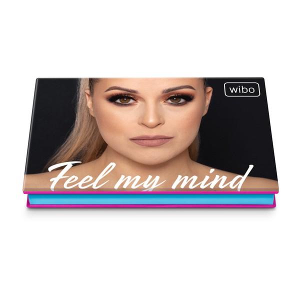 Wibo Feel My Mind Eyeshadow Palette