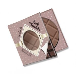 Wibo Lovely Toffe Chocolate Deep Matte Face Bronzer 1