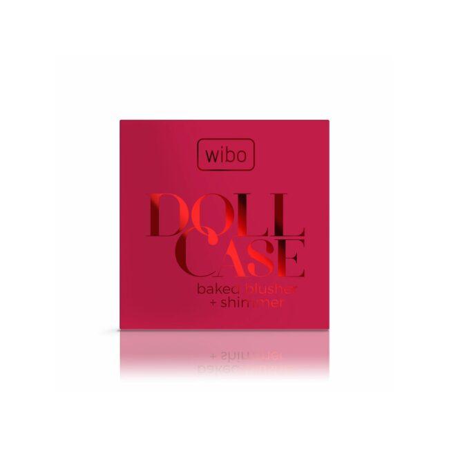 Wibo Doll Case baked blusher & Shimmer1