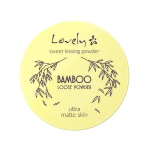 Wibo Lovely bamboo-loose-powder 1