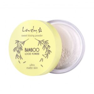 Wibo Lovely bamboo-loose-powder 2