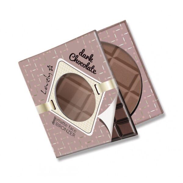 Wibo Lovely dark-chocolate-bronzer 1
