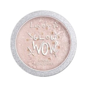 Wibo Lovely glow-wow-loose-highlighter silver 1