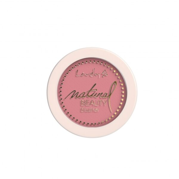 Wibo Lovely natural-beauty blusher 1