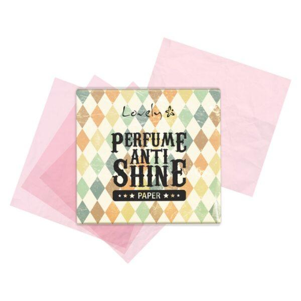 Wibo Lovely perfume anti shine paper 2