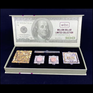 Wibo Million Dollar Collection gift set 2 canvas 100x100