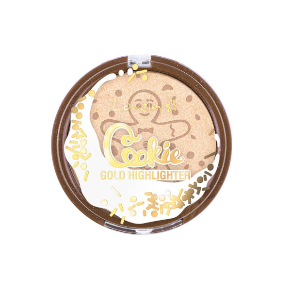 Wibo Lovely Cookie Gold Highlighter 1 vol 2