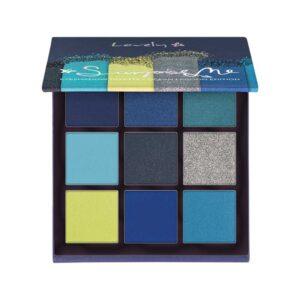 Wibo Lovely Surprise Me Eyeshadow Palette Ocean Lagoon Edition 1
