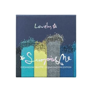Wibo Lovely Surprise Me Eyeshadow Palette Ocean Lagoon Edition 2