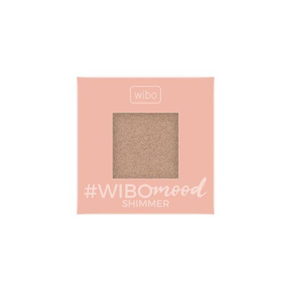 Wibo #WIBOmood Shimmer - 1 Delicious Toffie
