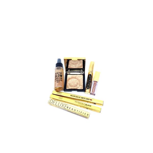 5 Wibo Golden Products Gift Set seitse toodet 1