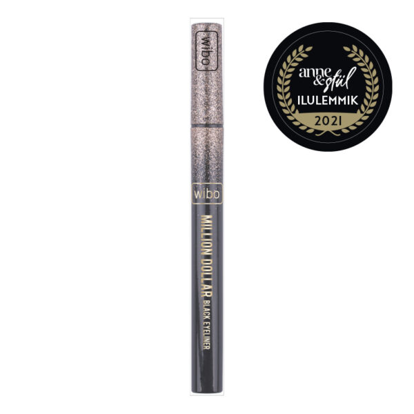 Wibo Million Dollar Black Eyeliner
