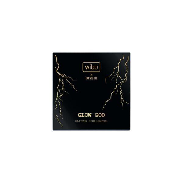 Wibo Glow God Glitter Highlighter, 5901801676379 1