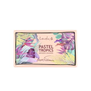 Wibo Lovely Pastel Tropics Blusher & Bronzer, 5901801677956 1