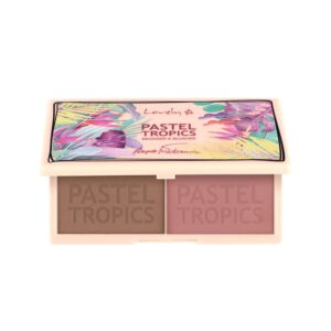 Wibo Lovely Pastel Tropics Blusher & Bronzer, 5901801677956 3