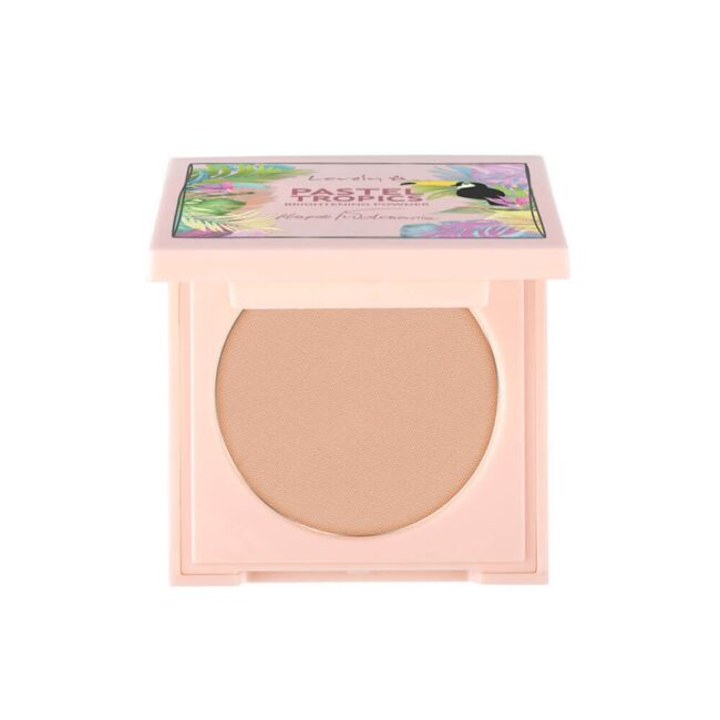 Wibo Lovely Pastel Tropics Brightening Powder, 5901801677932 3