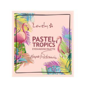 Wibo Lovely Pastel Tropics Eyeshadow, 5901801677949 1
