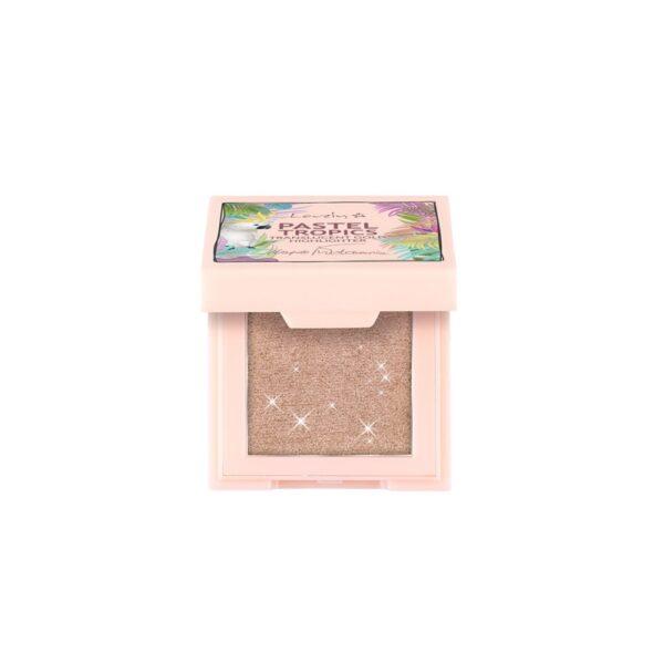 Wibo Lovely Pastel Tropics Translucent Highlighter - 1 Gold, 5901801677963 3