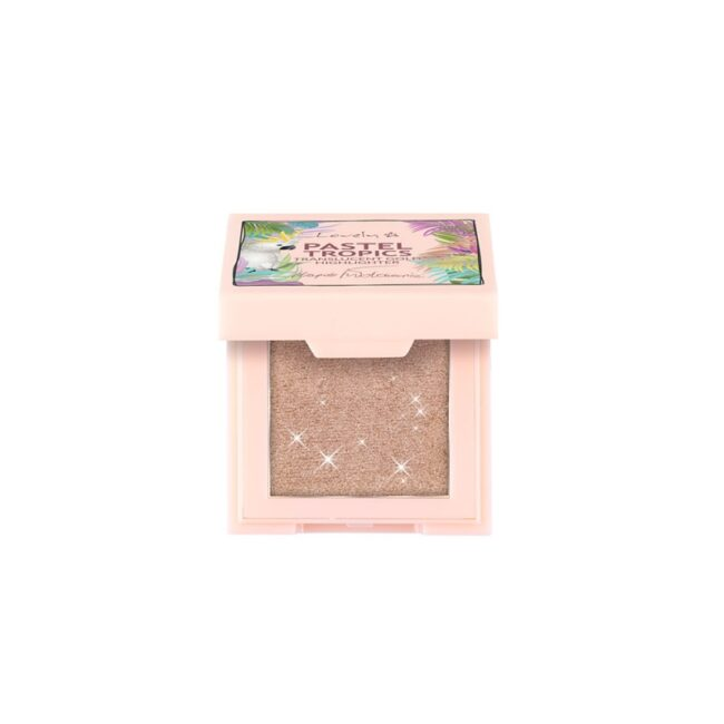 Wibo Lovely Pastel Tropics Translucent Highlighter - 1 Gold, 5901801677963 3
