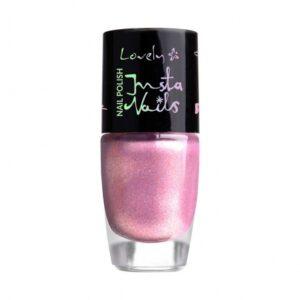 Wibo Lovely Insta Nails Nail Polish 1, 5901801650928