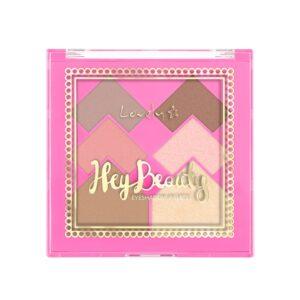 Lovely Hey Beauty Eyeshadow Palette, 5901801680987 1