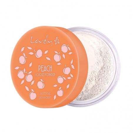Lovely Peach Loose Powder, 5901801681021 2
